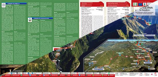 itinerari di trekking a Rimella Cravagliana e Sabbia