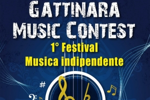 MUSIC CONTEST GATTINARA - 11 e 12 Agosto 2017