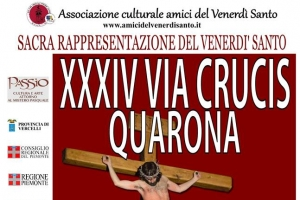 34° Via Crucis - Quarona