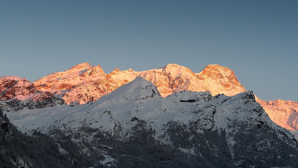 Ufficio Guide Monte Rosa : Il monte rosa alagna valsesia