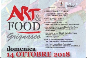 Art & Food a Grignasco
