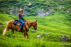 Horseback Riding In Valsesia