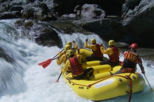 Raftinf Und Canyoning