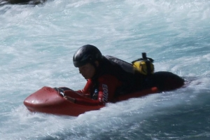 Riverboarding And River Tubing