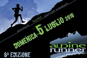 Alpine Runner Rimasco 2015 - Massero