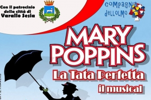 Mary Poppins, la tata perfetta - Il Musical