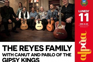 ALPÀA - THE REYES FAMILY