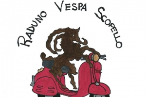 I° Raduno Vespa - Scopello