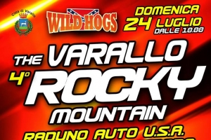 The Varallo 4° Rocky Mountain