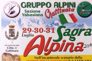 Sagra Alpina 2016 - Gattinara