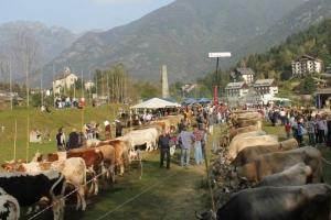 Tradizionale Fiera del bestiame di S. Michele e Mercatini in Stile