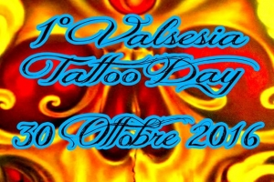 1^ Valsesia Tatoo Day